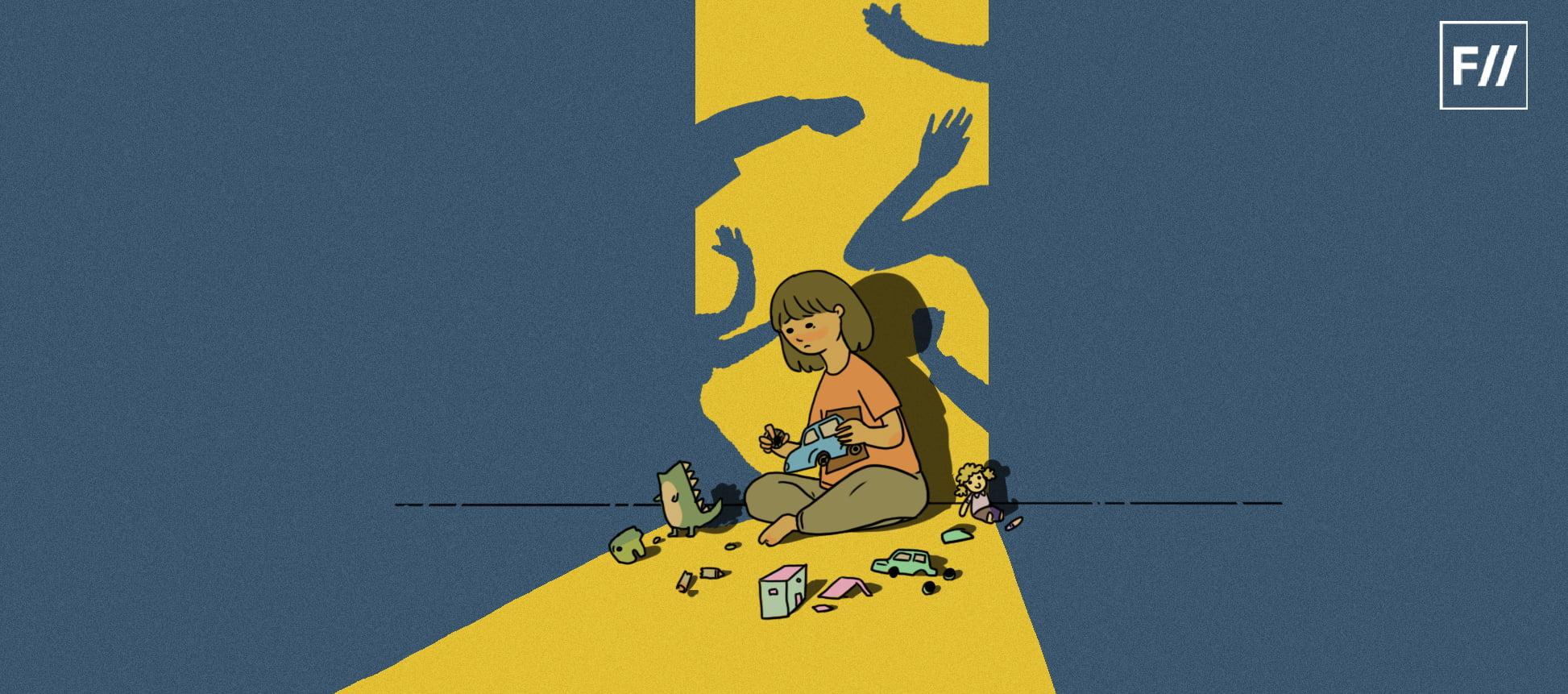बाल यौन शोषण के पर है जागरूकता और संवेदनशीलता की कमी
