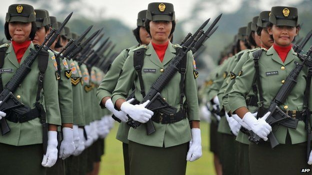 इंडोनेशियाई आर्मी में महिलाओं के वर्जिनिटी टेस्ट पर रोक, देर से लिया गया एक ज़रूरी फैसला