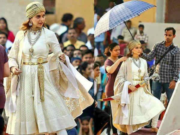 कंगना ने किया कश्मीर की रानी पर फिल्म बनाने का ऐलान