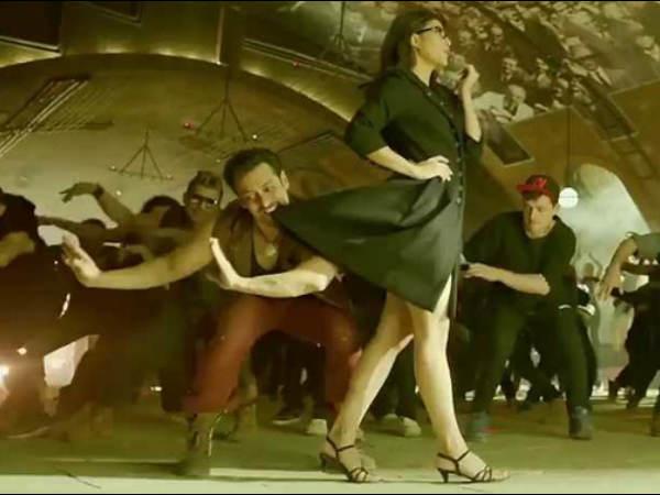 Just Salman Step