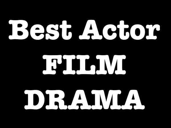 Best Actor Drama