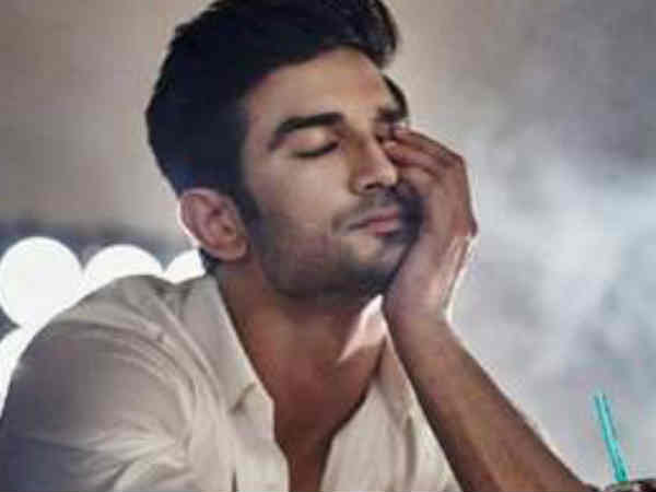 Sushant Singh Rajput started crying
