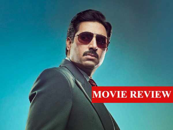 The Big Bull Review: Abhishek Bachchan's film climbs and descends like the stock market