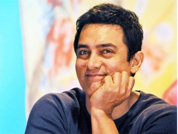 Aamir Khan and Kiran Rao work together
