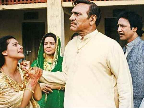 Amrish Puri - Dilwale Dulhania Le Jayenge