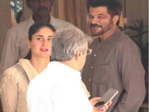 Kareena Kapoor Khan - Anil Kapoor