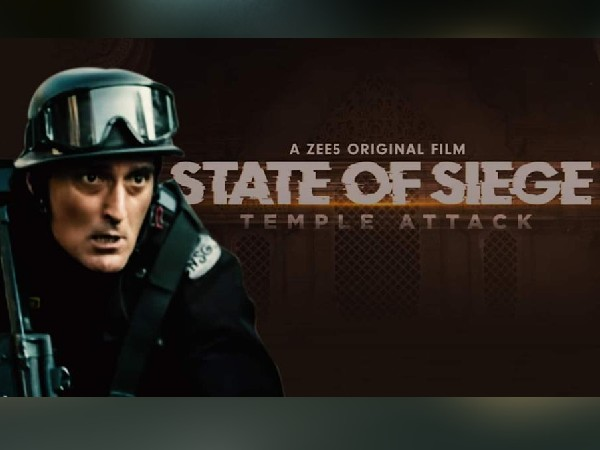 'State of Siege: Temple Attack' review - The pain of Akshardham attack and the might of NSG, Akshay Khanna looked strong