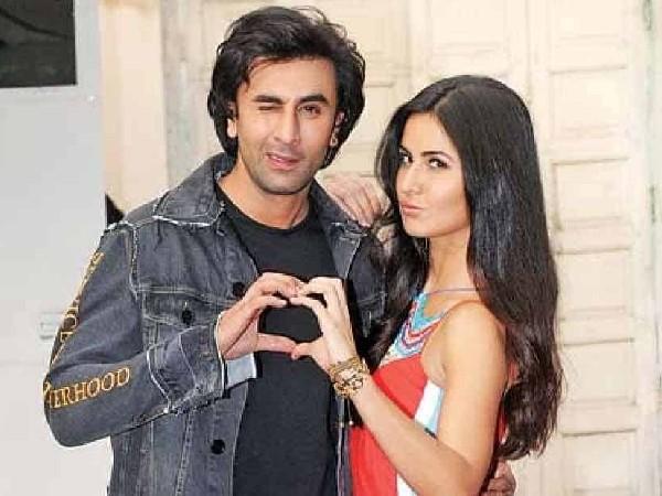 Katrina Kaif pair with Ranbir Kapoor