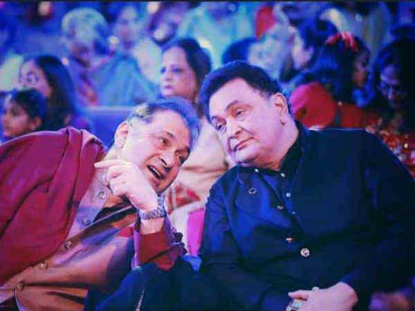 Nitin Mukesh became the voice of Rishi Kapoor