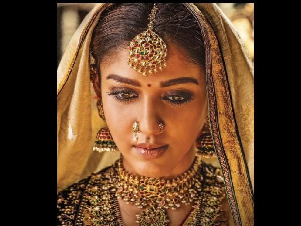 Nayanthara's beauty and boldness