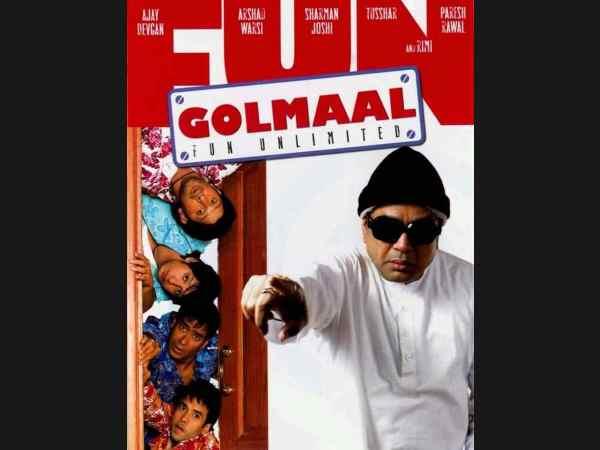 Golmaal box office