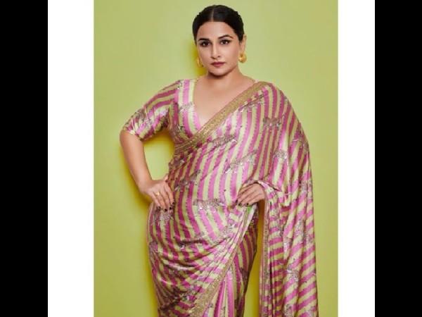 Vidya Balan not interested in being slim