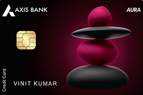 एक्सिस बैंक ने लांच किया नया क्रेडिट कार्ड 'AURA'