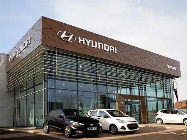 Hyundai sales decline