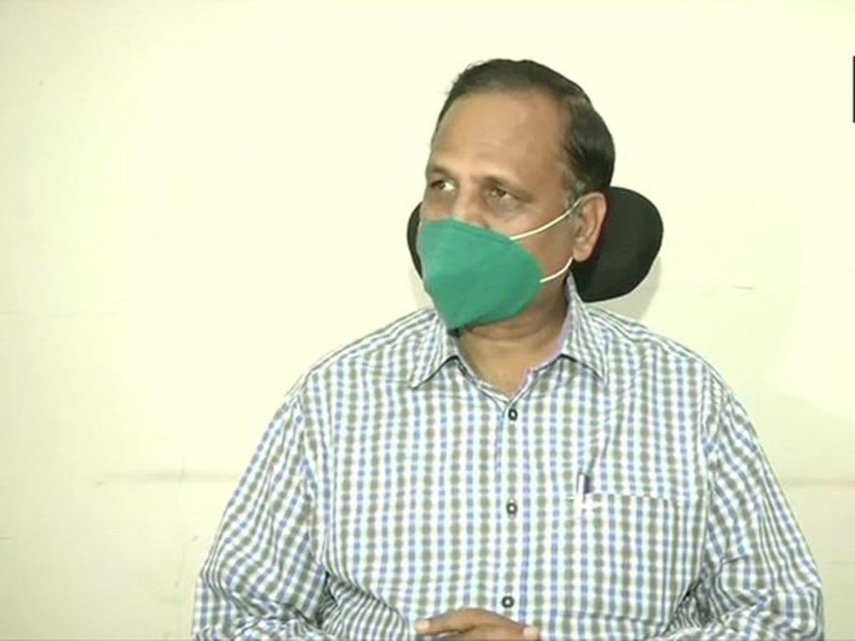 दिल्ली के स्वास्थ्य मंत्री सत्येंद्र जैन भी हुए कोरोना पॉजिटिव।