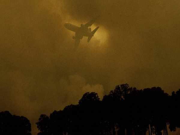 कैलिफोर्निया की जंगलों में आग लगाने वाला शख्स गिरफ्तार
