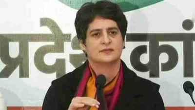 priyanka gandhi wadra tweet about kasganj and gorakhpur incident yogi government