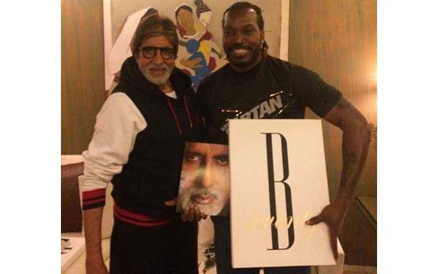 criss meet amitabh