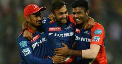 दिल्ली डेयरडेविल्स ने किंग्स इलेवन पंजाब को 8 रनों से हराया