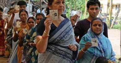 पश्चिम बंगाल तीसरे चरण का मतदान आज