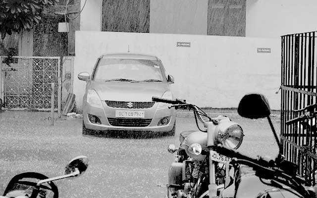 DELHI-RAIN