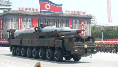 उत्तर कोरिया ने एक बार फिर किया मिसाइल परीक्षण, अमेरिका ने की निंदा
