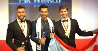 पहली बार किसी भारतीय ने जीता 'मिस्टर वर्ल्ड' का खिताब