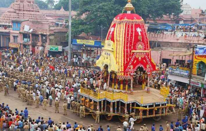 जगन्नाथ रथयात्रा का शुभारंभ, पीएम ने दी बधाई