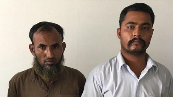 पाकिस्तान के एक अफसर को भारत छोड़ने का आदेश दिया