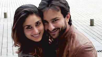 सैफ अली खान और करीना कपूर