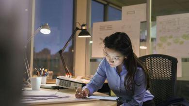 रात में पढाई करने के फायदे और नुक्सान