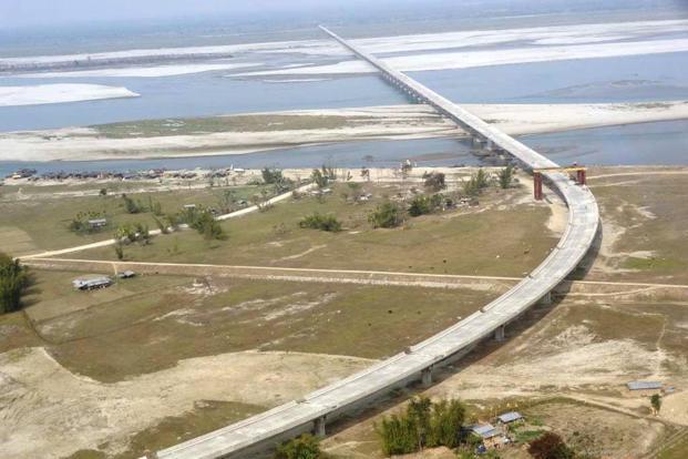 ढोला सदीया पुल