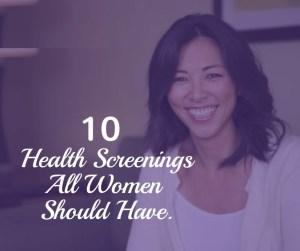 10-health-screenings