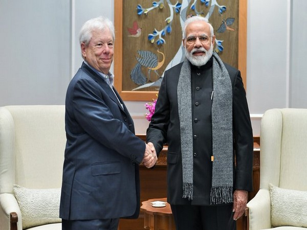 richard thaler modi meeting