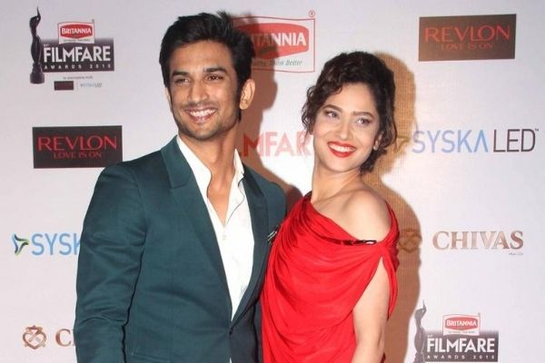 sushant singh case and ankita