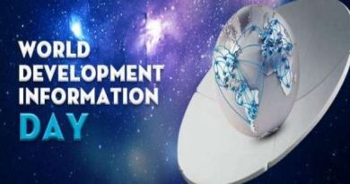 World Development Information Day