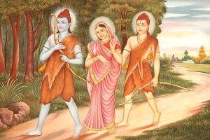 ram and sita