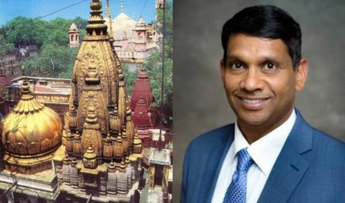 रूपेश श्रीवास्तव ने बनाई काशी विश्वनाथ मंदिर के दर्शन के लिए ऐप