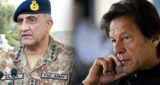 Pak आर्मी चीफ और इमरान खान
