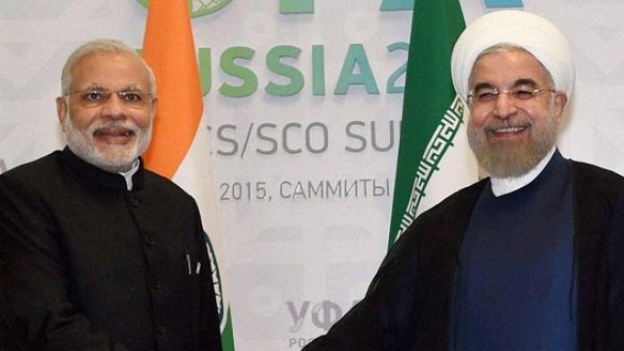 ईरान-भारत-पाकिस्तान