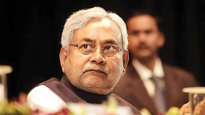 मुख्यमंत्री नीतीश कुमार