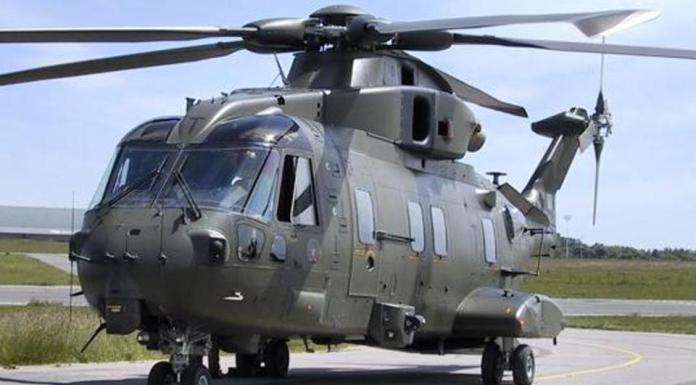 अगस्ता वेस्टलैंड VVIP हेलीकॉप्टर