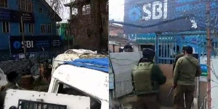 पुलवामा में सीआरपीएफ के बंकर पर हमला