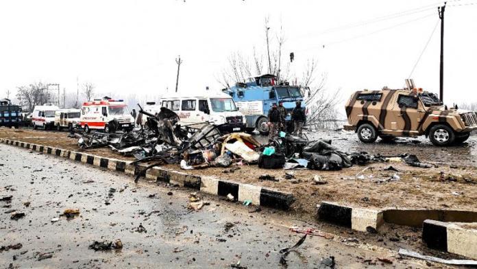 पुलवामा हमले से जुड़े बिहार के तार
