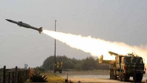 निर्भय मिसाइल
