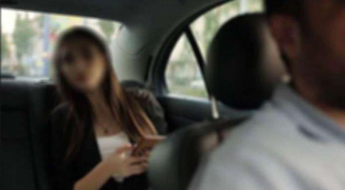 UBER ड्राइवर ने की महिला के साथ बदसलूकी