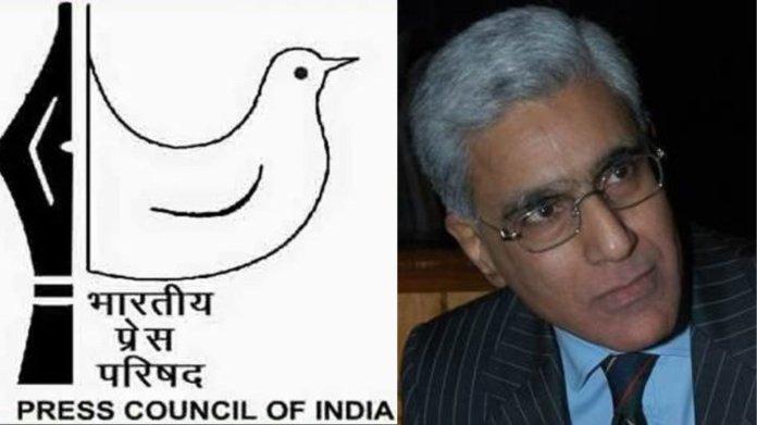 प्रेस काउंसिल ऑफ इंडिया, करण ठापर
