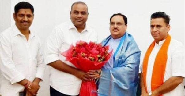 टीडीपी विधायक, भाजपा