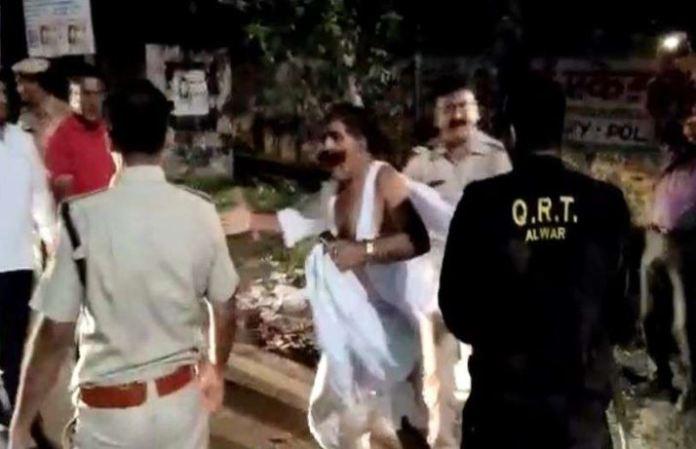 राजस्थान पुलिस