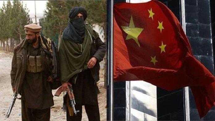 चीन, तालिबान, पाकिस्तान
